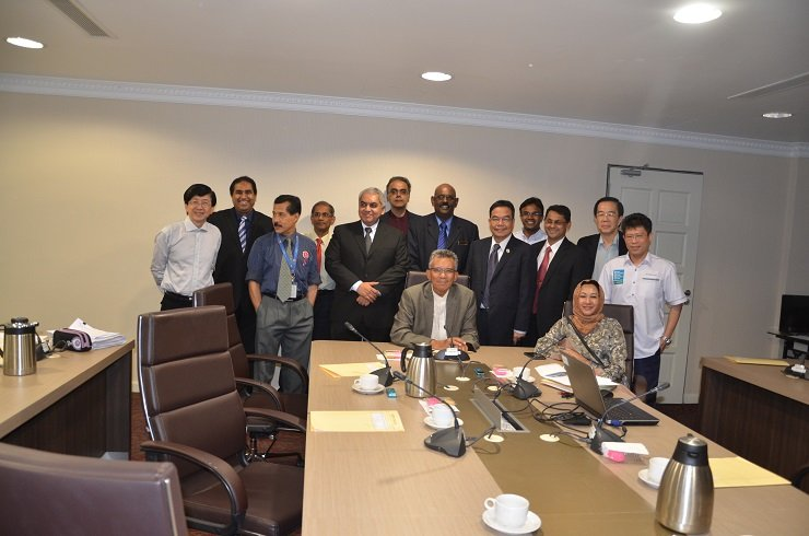 Meeting with MMC on 11 August 2015
